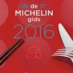 Michelingids 2016 – De sterren van  Antwerpen.