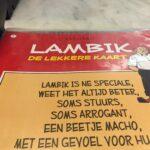 Brasserie Lambik, prijs – kwaliteit een degelijke zaak, maar reserveren is aanbevolen.